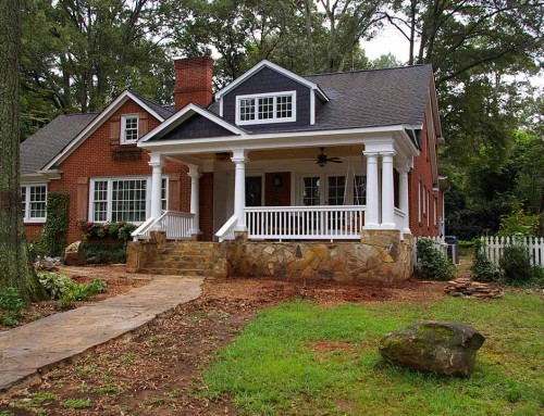 Front porch addition – adding curb appeal