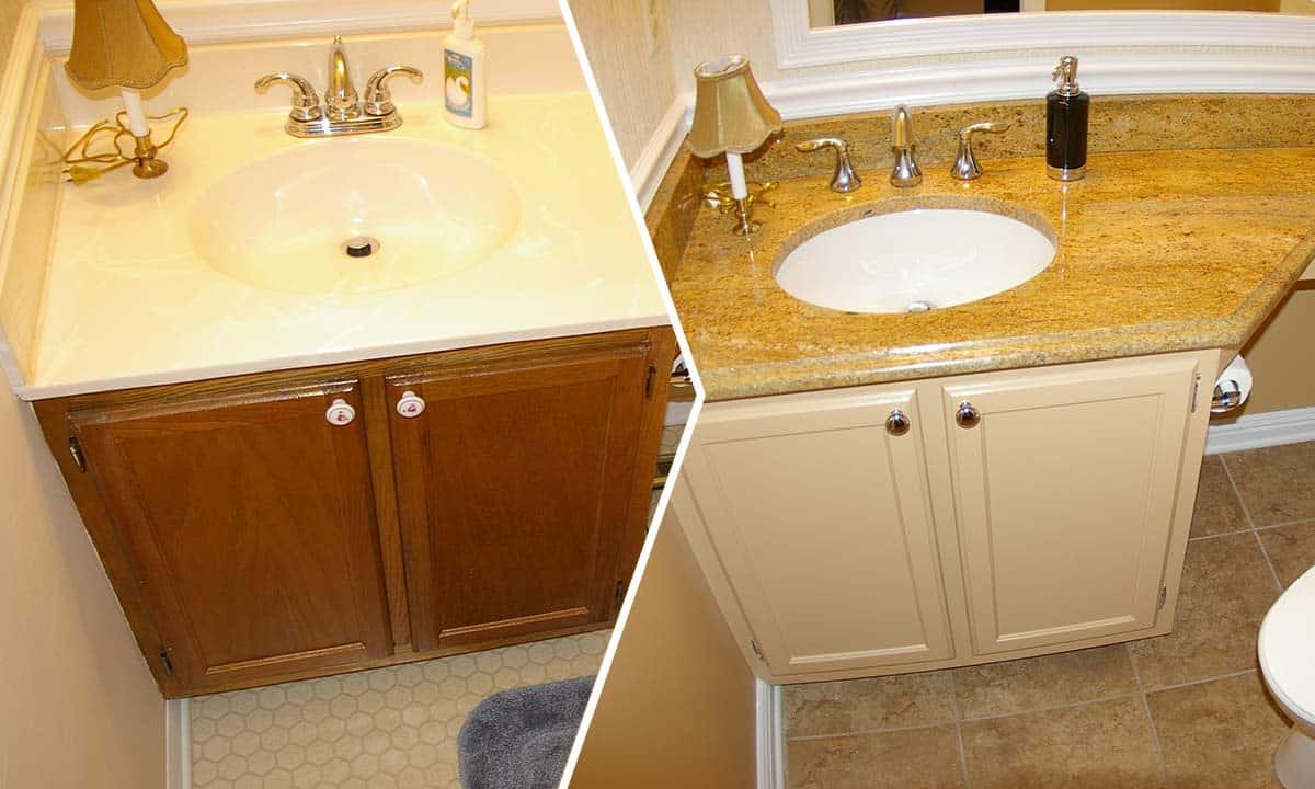 Powder room renovation ideas - Finest Master Bathroom Powder Room Remodel Bathroom Remodeling Ideas With Powder Room Remodel Ideas