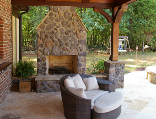 Heating up your outdoor living space