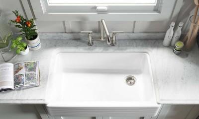 popular-kitchen-appliances-top-view-sink